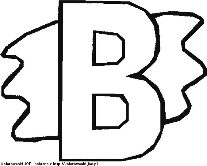 """BLESTEMUL LITEREI """"B"""""""