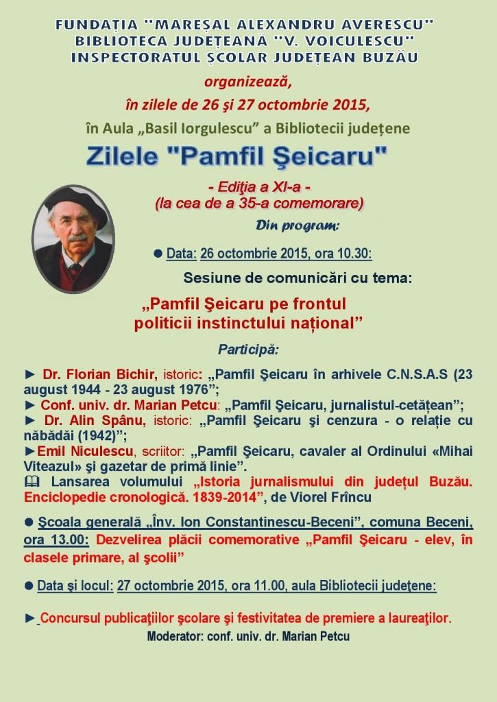 EVENIMENT DE EXCEPTIE LA BIBLIOTECA JUDETEANA