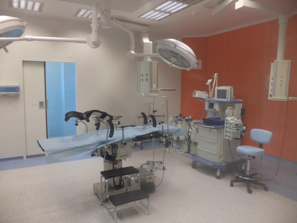Spitalul Judetean detine cea mai tare Maternitate din tara