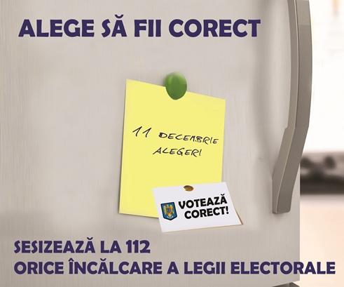 ALEGERILE PARLAMENTARE, ÎN SIGURANȚĂ!