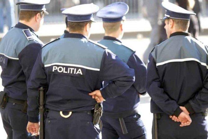 59 de poliţişti au depus astăzi jurământul