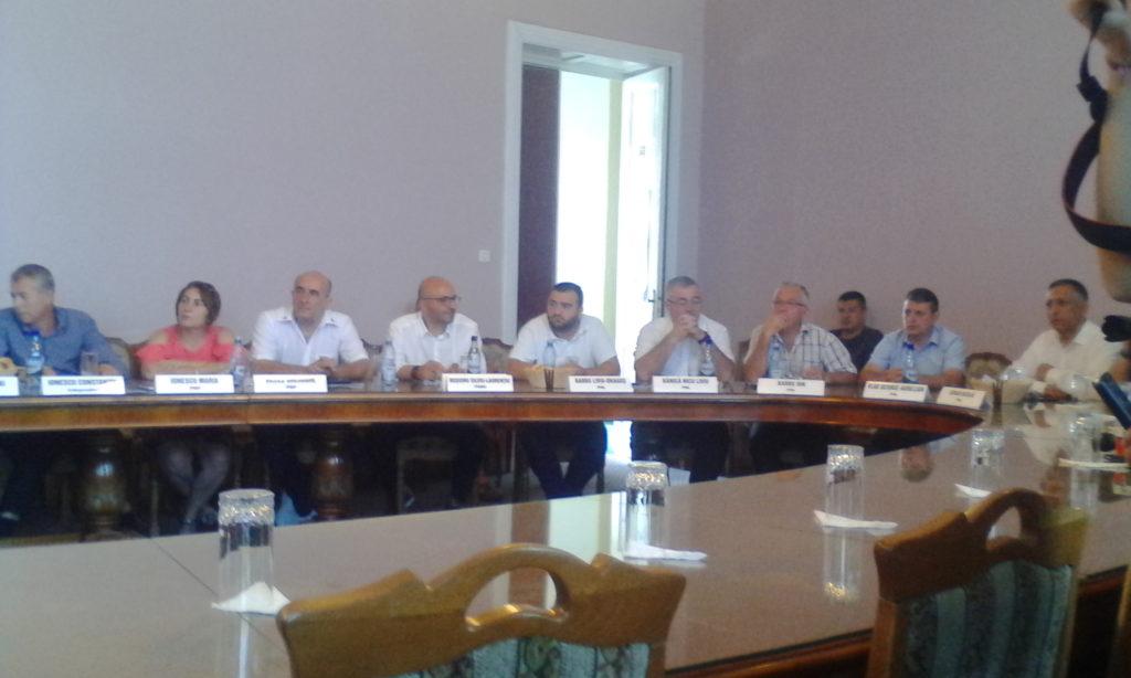 Consilierii municipali, convocati in sedinta pe 24 august