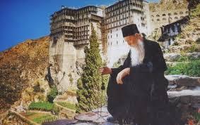 Mesaj de pe Muntele Athos.