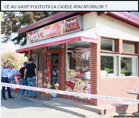 ARSENALUL DE LA CASELE ATACATORILOR