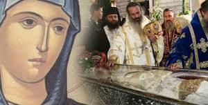 Sfânta Parascheva: intre poveste si blestem