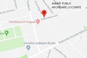 ANUNT PUBLIC ARONDARE BLOCURI DEMOCRATIEI