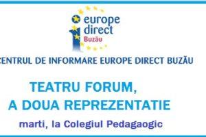 Invitație  Teatru Forum