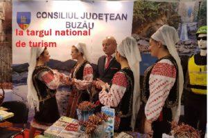 BUZAUL, PREZENT LA TARGUL NATIONAL DE TURISM