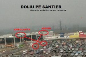 TRAGEDIE PE SANTIER