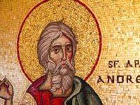 Sfantul Andrei – Apostolul romanilor