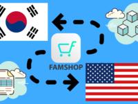 FamShop automatizează piața e-commerce din Coreea de Sud și SUA